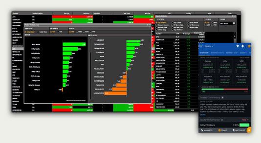 nest trading software for android